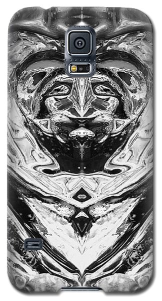 Galaxy S5 Case featuring the photograph Iceman Cometh by John  Bartosik
