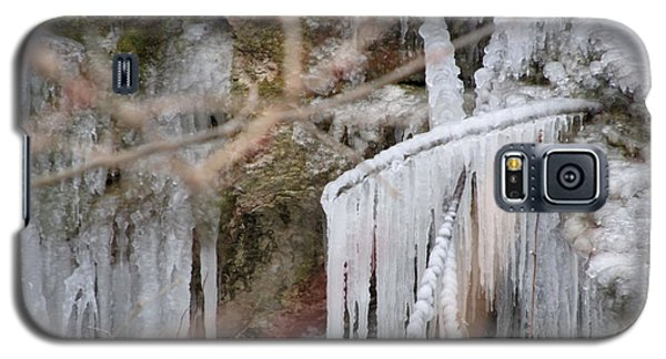 Icicle Creek Galaxy S5 Case