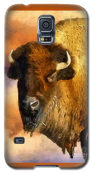 Icon Of The Plains Galaxy S5 Case