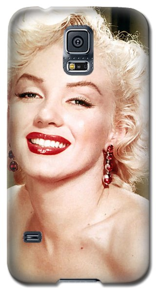 Iconic Marilyn Monroe Galaxy S5 Case