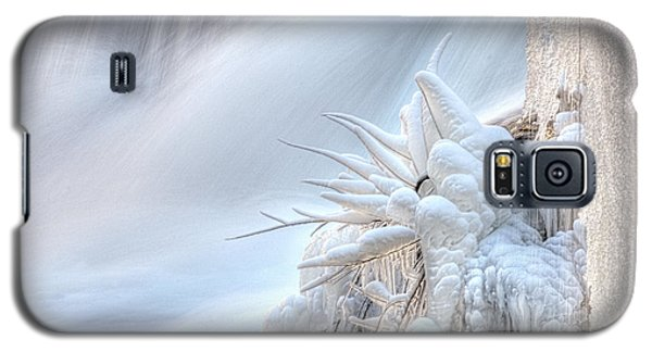 Icy Fingers Galaxy S5 Case by Wanda Krack