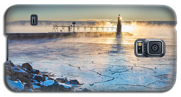 Icy Morning Mist Galaxy S5 Case