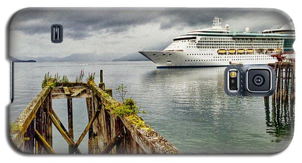 Icy Strait Point Galaxy S5 Case