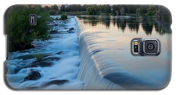 Idaho Falls Sunset Galaxy S5 Case