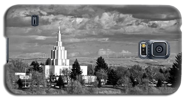Idaho Falls Temple Galaxy S5 Case