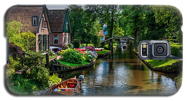 Idyllic Village 15. Venice Of The North Galaxy S5 Case
