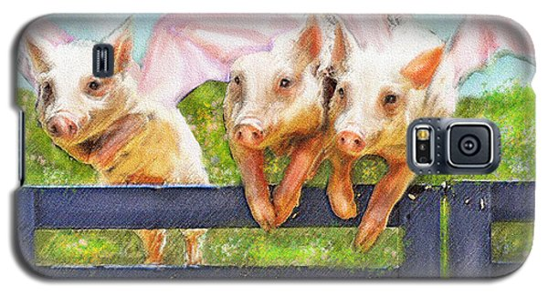 If Pigs Could Fly Galaxy S5 Case