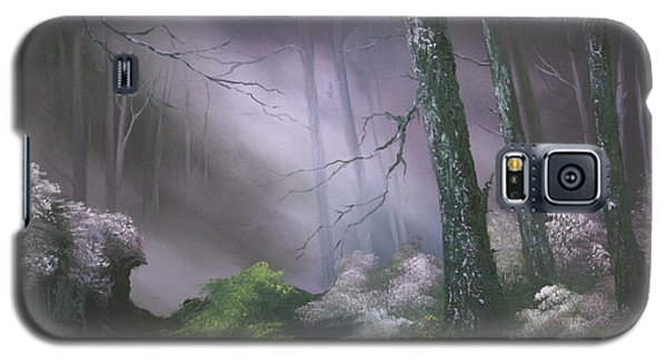 If You Go Down In The Woods Today ? Galaxy S5 Case by Jean Walker