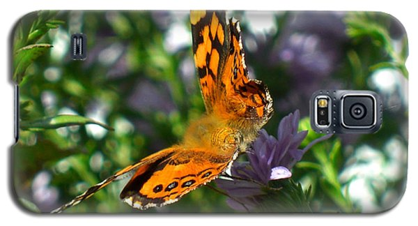 Galaxy S5 Case featuring the photograph If You Want To Fly by Heidi Manly
