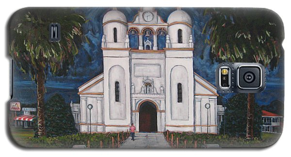 Iglesia Curridabat  Costa Rica Galaxy S5 Case
