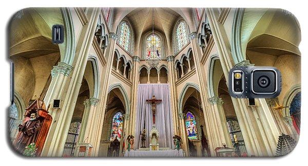 Iglesia De San Isidro De Coronado In Costa Rica Galaxy S5 Case