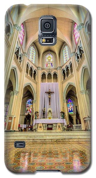 Iglesia De San Isidro De Coronado In Costa Rica Vertical Galaxy S5 Case
