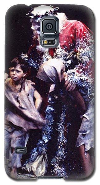 Christmas Carol Galaxy S5 Case