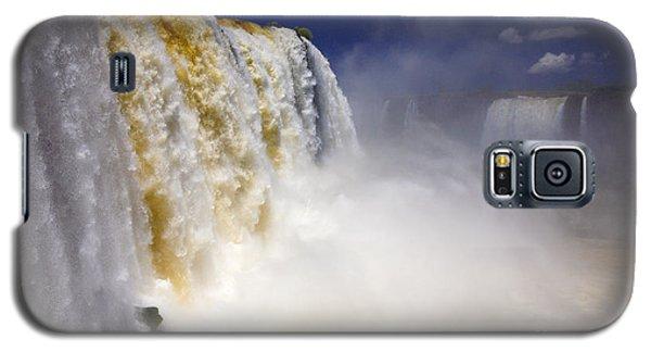 Iguazu Falls I Galaxy S5 Case by Bernardo Galmarini
