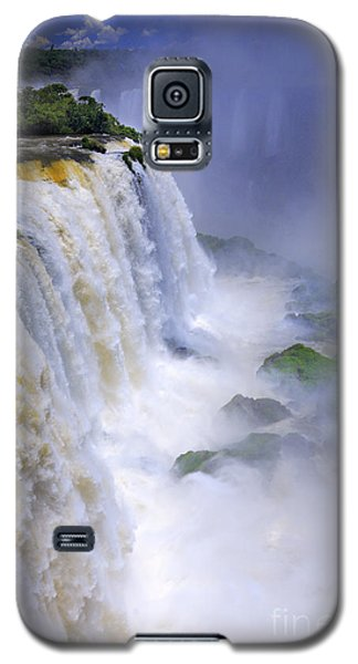 Iguazu Falls IIi Galaxy S5 Case by Bernardo Galmarini