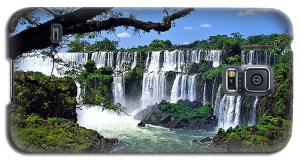 Iguazu Falls In Argentina Galaxy S5 Case