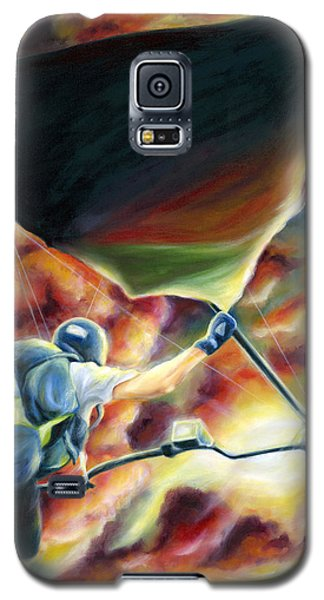 Ikaros's Wings Galaxy S5 Case