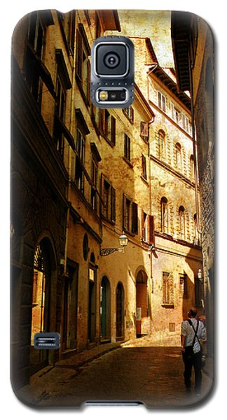 Il Turista Galaxy S5 Case by Micki Findlay