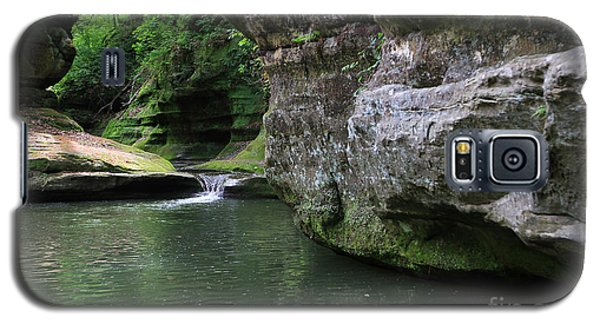 Illinois Canyon May 2014 Galaxy S5 Case