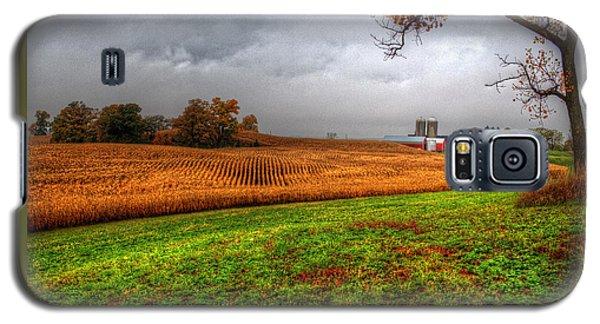 Illinois Farmland I Galaxy S5 Case
