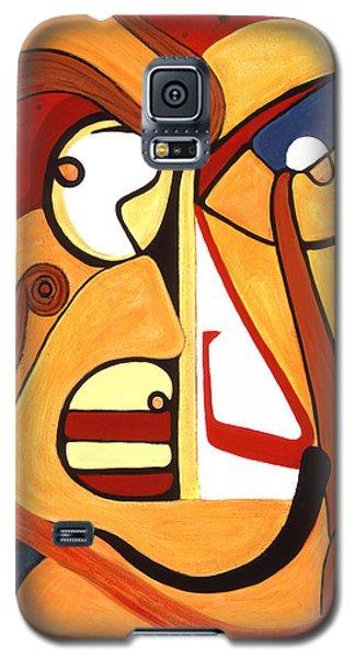 Illuminatus 2 Galaxy S5 Case