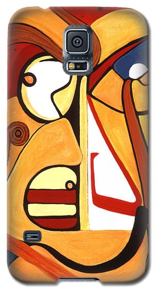 Illuminatus 2 Galaxy S5 Case