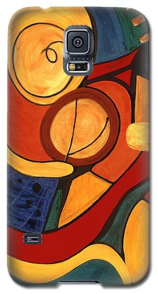 Illuminatus 3 Galaxy S5 Case