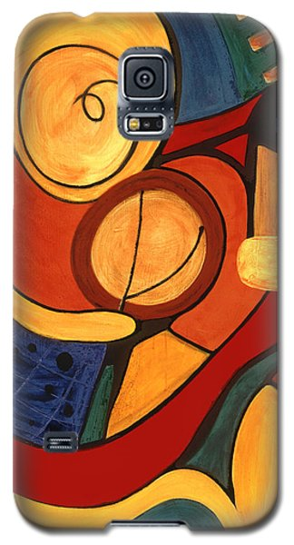 Illuminatus 3 Galaxy S5 Case