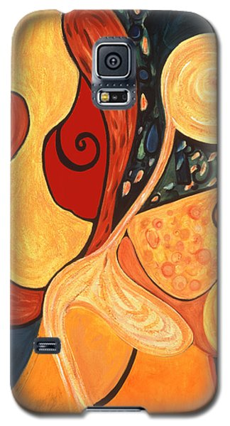 Illuminatus 4 Galaxy S5 Case