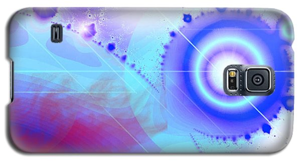 Illusion Of Time Galaxy S5 Case by Ute Posegga-Rudel