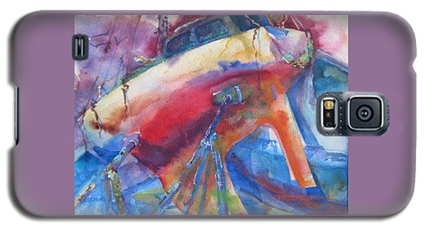 Ilwaco Parti-color Galaxy S5 Case