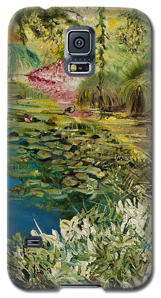 Image At Giverney Galaxy S5 Case