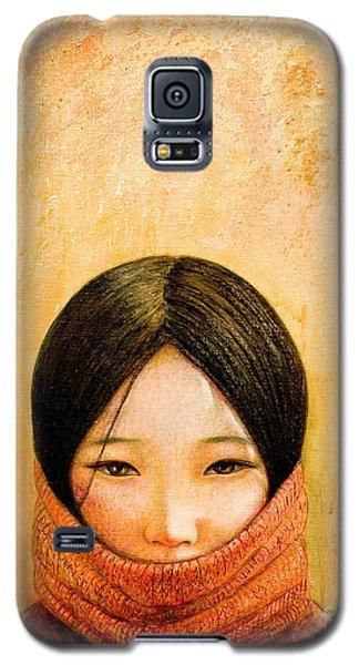 Image Of Tibet Galaxy S5 Case by Shijun Munns
