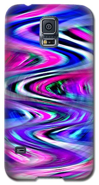 Imagination Curves Galaxy S5 Case