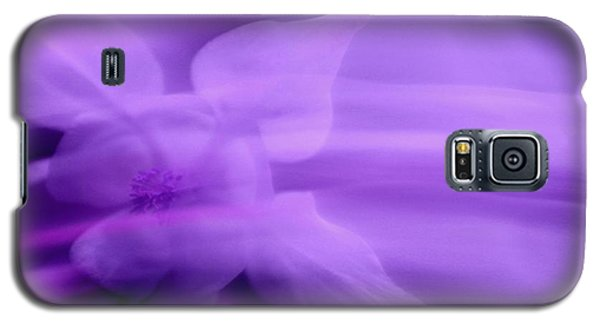 Imagination In Purple Galaxy S5 Case