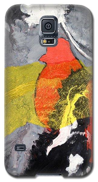 Red Bird Flyaway Galaxy S5 Case