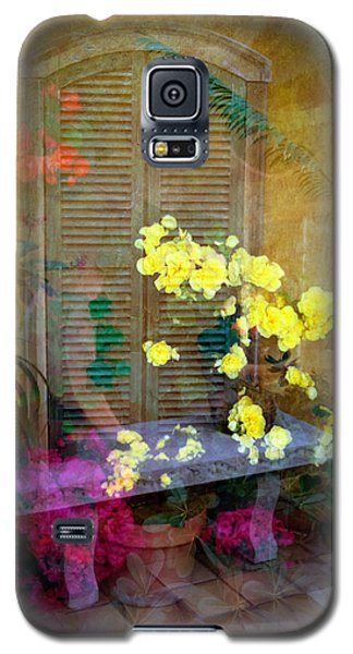 Galaxy S5 Case featuring the photograph Imagine by Penny Lisowski