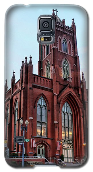 Galaxy S5 Case featuring the photograph Immaculate Conception Church by Richard Lynch