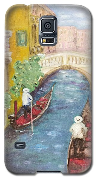 Immortal Venice Galaxy S5 Case by Barbara Anna Knauf