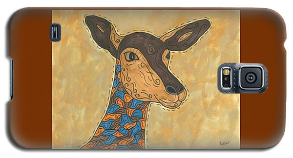 Impala Antelope Galaxy S5 Case by Susie Weber
