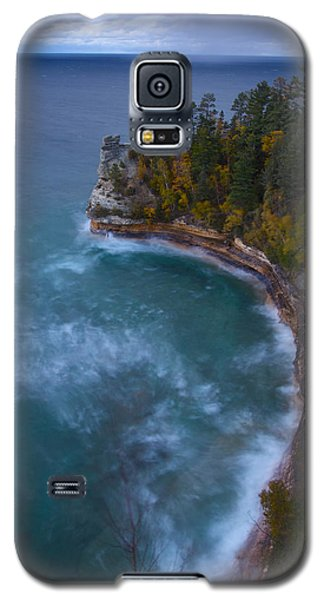 Impending Storm At Miner's Castle Galaxy S5 Case