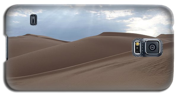 Imperial Sand Dunes Southern California Galaxy S5 Case