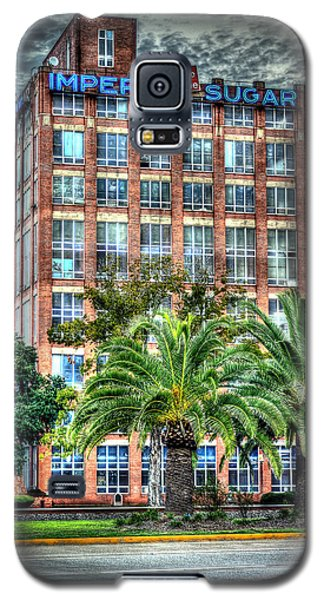 Imperial Sugar Factory Daytime Hdr Galaxy S5 Case