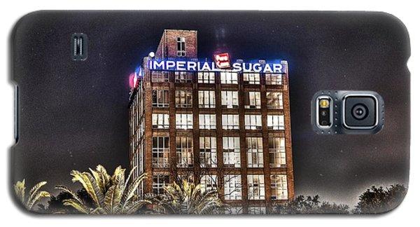Imperial Sugar Mill Galaxy S5 Case