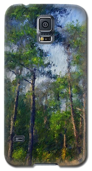 Impression Trees Galaxy S5 Case