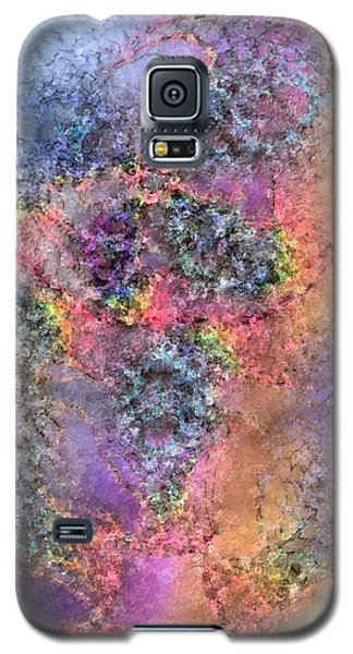 Galaxy S5 Case featuring the digital art Impressionist Dreams 2 by Casey Kotas