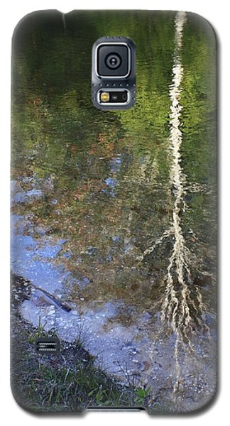 Galaxy S5 Case featuring the photograph Impressionist Reflections by Patrice Zinck