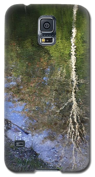 Impressionist Reflections Galaxy S5 Case