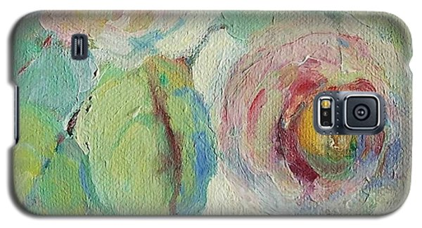 Impressionist Roses  Galaxy S5 Case
