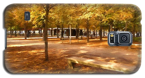 Impressions Of Paris - Tuileries Garden - Come Sit A Spell Galaxy S5 Case